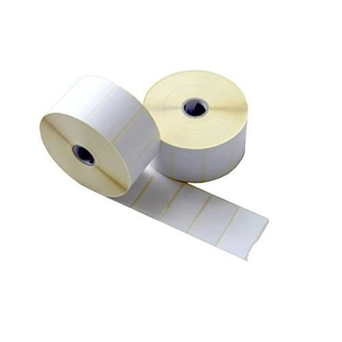 "Barcode Label  38mm x  25mm x 1 "" core - 1000 labels per roll"
