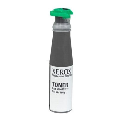 Xerox WorkCentre 5020 / 5016 Black Toner Bottle   106R01277