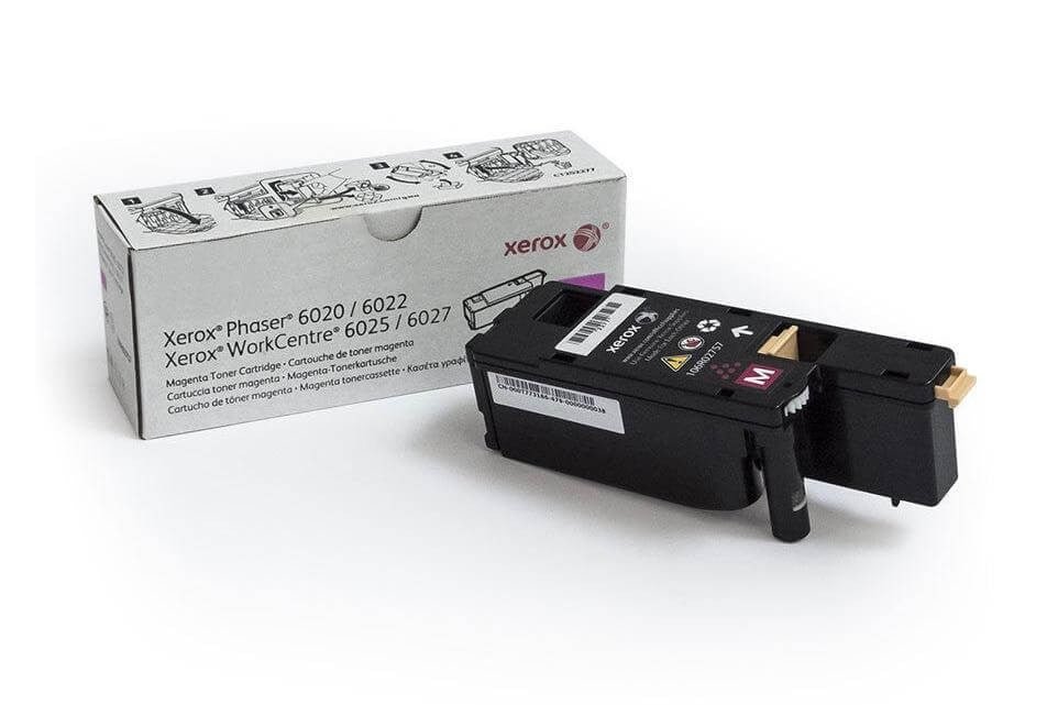 Xerox Toner Cartridge For  Phaser 6020 6022  and Workcentre 6025 6027