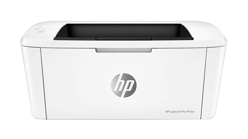 HP LaserJet Pro M15w Printer W2G51A - Black & White Laser Printer With WiFi 18 ppm