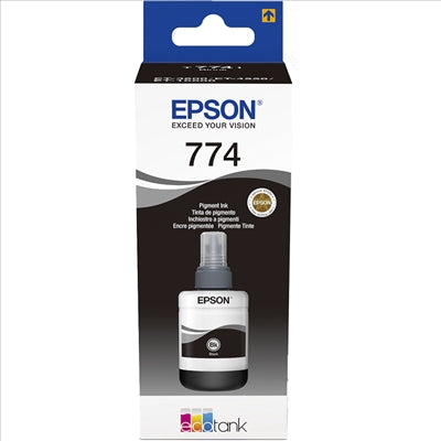 Epson 774 Refill Ink 140ml for M100 M105 M200 M205 M605  L655 L1455