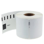 SKY 54mm x 101mm /220 Labels Per Roll Large Shipping/Name Badge Label Roll for Dymo LW Printers A99014
