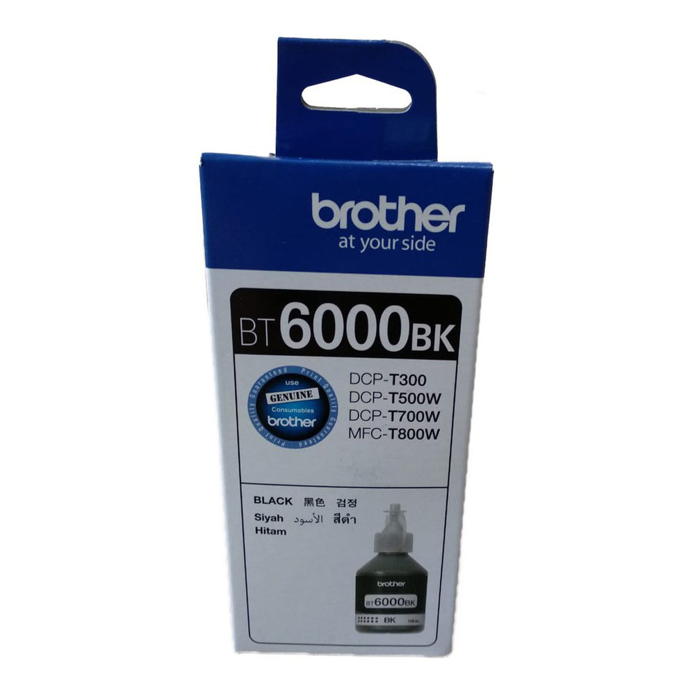 Brother  Ink Bottles for  DCP-T300, T500W, T700W& MFC-T800W Ink Tank Printers