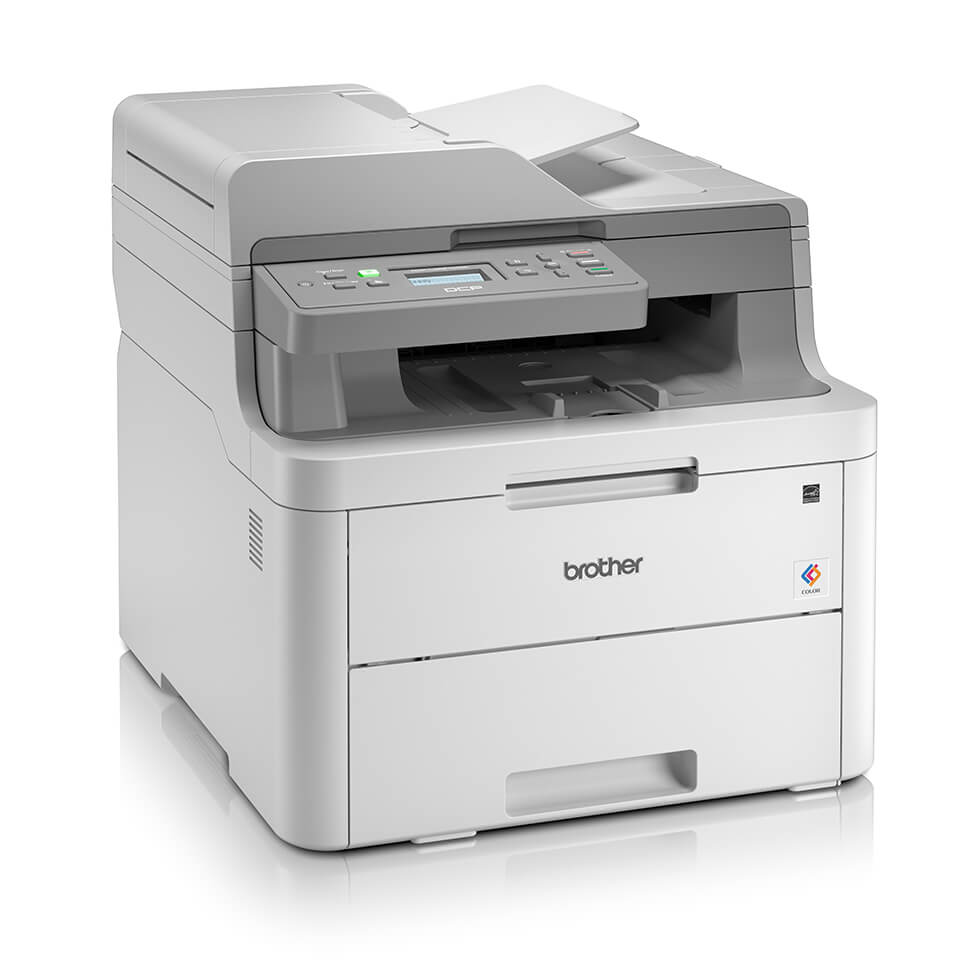 BROTHER DCP-L3551CDW Colour Laser Multi-function Printer