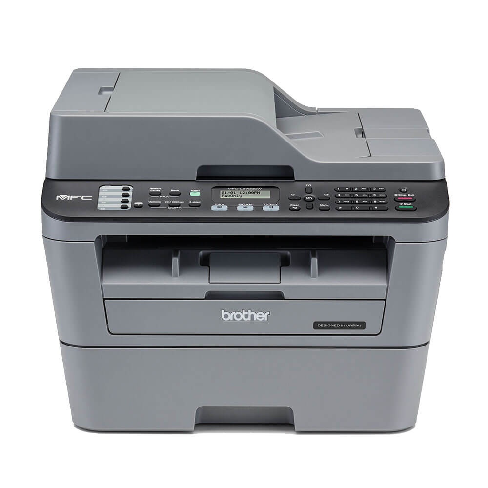 Brother MFC-L2700DW Monochrome Laser Multi-function Printer