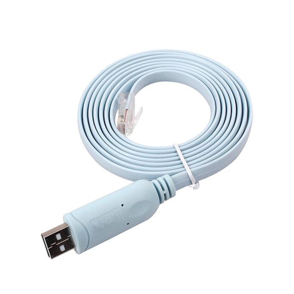 USB to RJ45 Console Cable  1.5 Meter