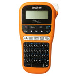 Brother PT-E110VP Handheld Electrician Label Printer with Arabic/English Keypad