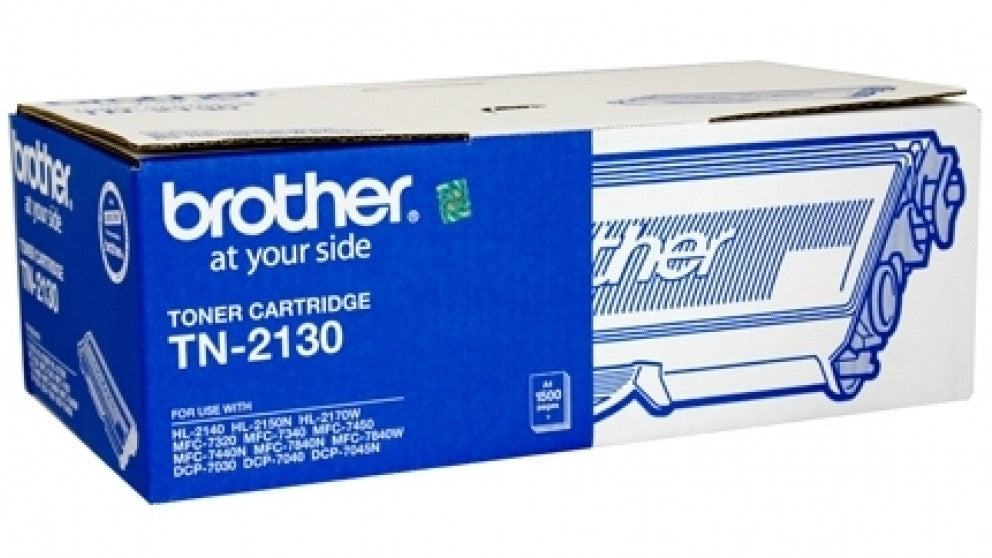 Brother TN-2130 Toner Cartridge for MFC-7340 DCP-7040