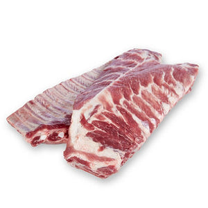 Kirkland Signature Pork Loin  center &  Ribs boneless  ~4.3  KG