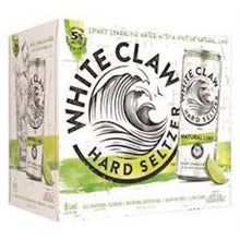 Load image into Gallery viewer, White Claw Hard Seltzer, 6 Pack