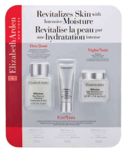 Elizabeth Arden Millenium day, night and eye creams  pack of 3