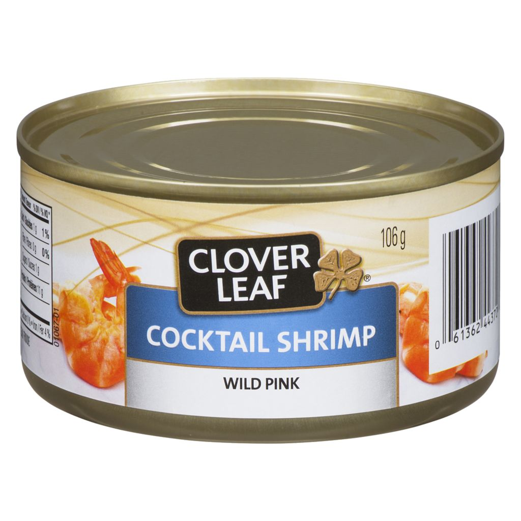 Clover Leaf Cocktail Shrimp, 106 g