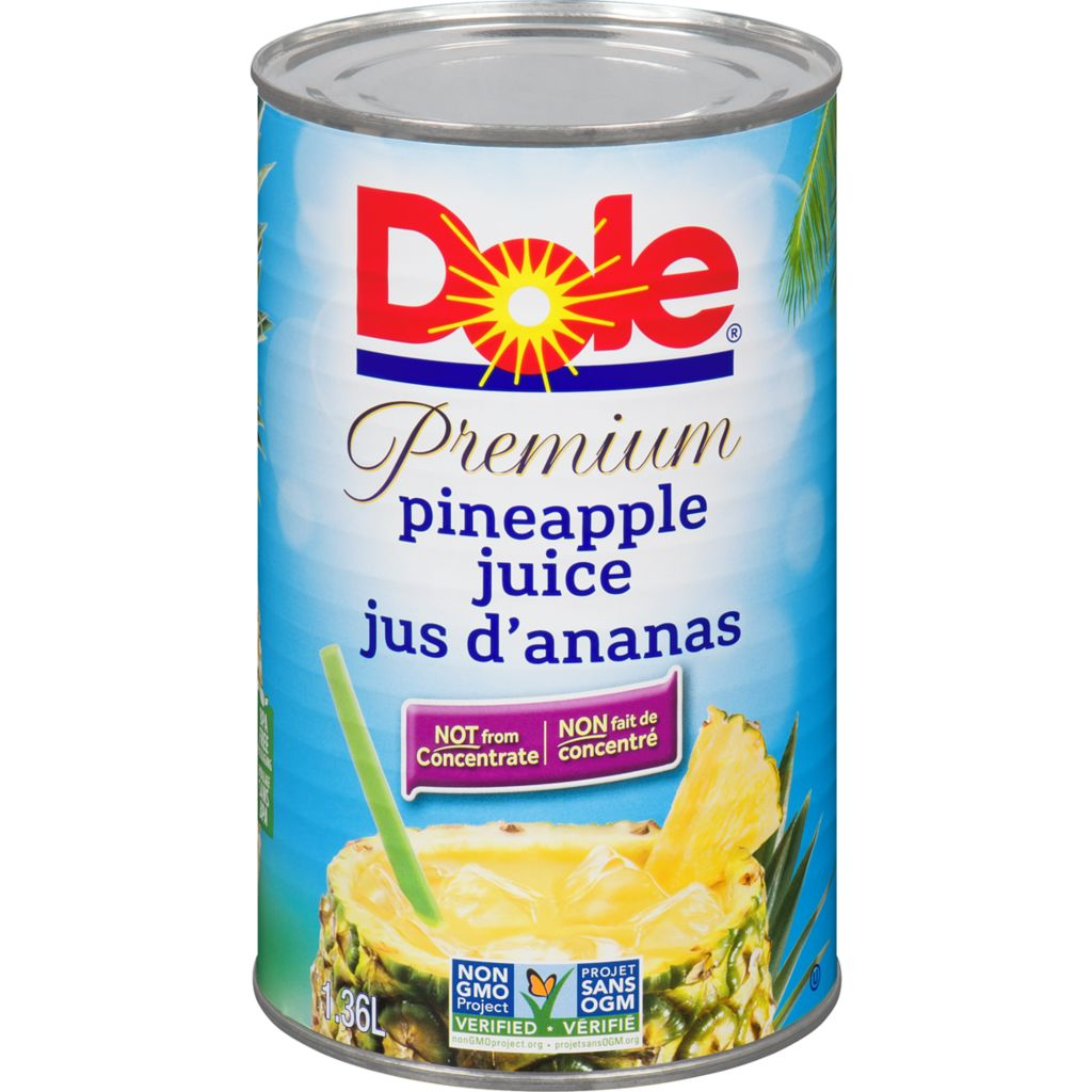 Dole Pineapple Juice, 1.36 L