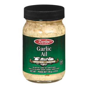 Derlea Garlic, Minced, 125 g