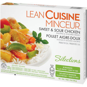 Lean Cuisine Selections, Sweet & Sour Chicken, 238 g