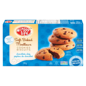Enjoy Life Cookies Choco Chip, 170 g