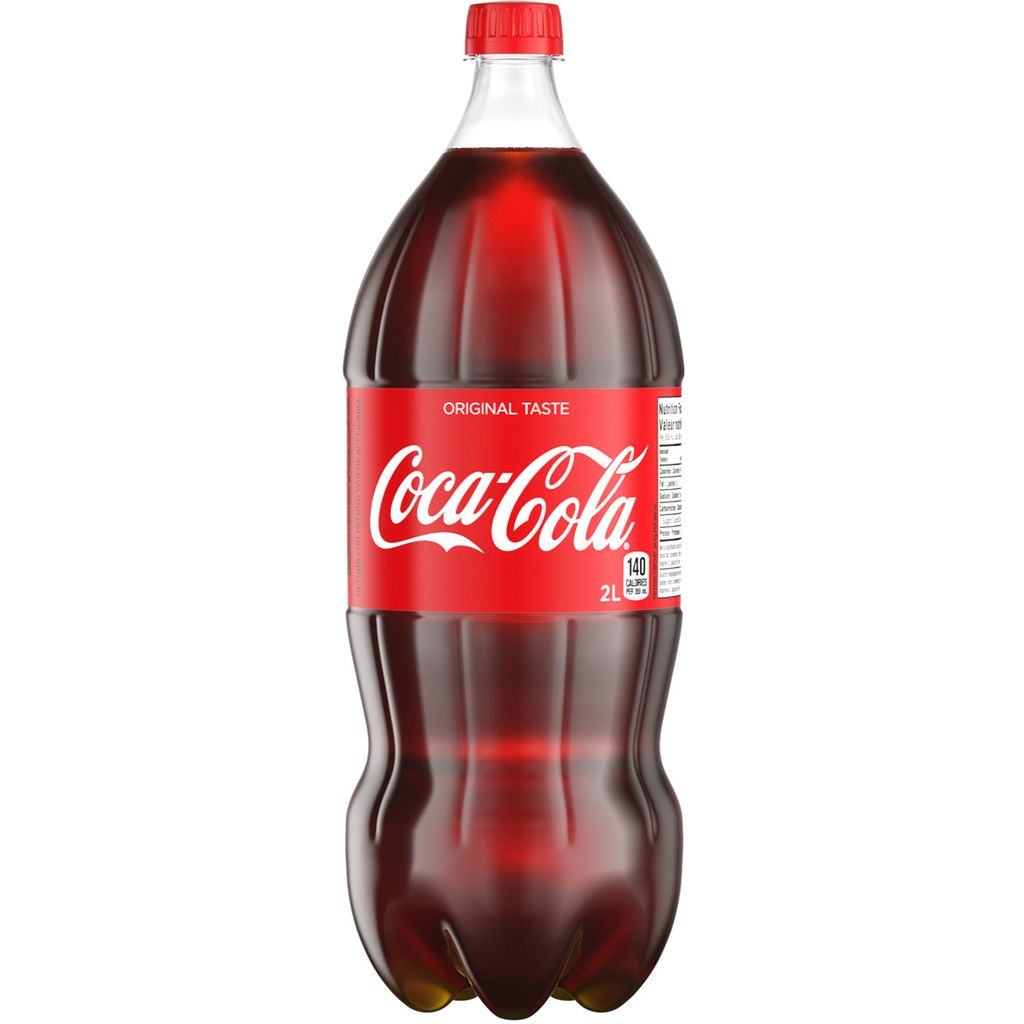Coca Cola Bottle, 2 L