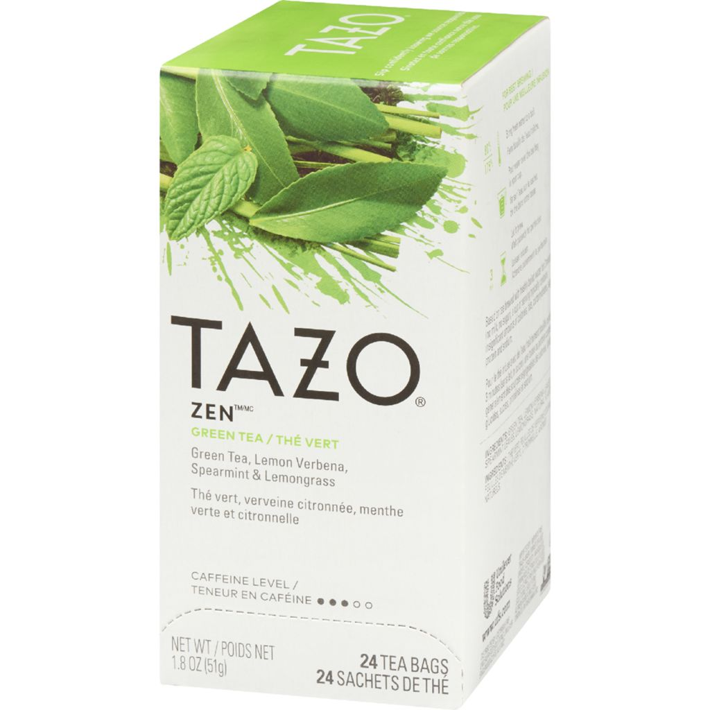 Tazo Zen Green Tea, 24 ea