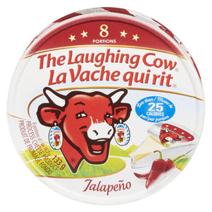 The Laughing Cow Jalapeno, 133 g