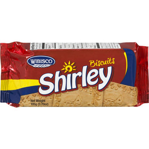 Shirley Biscuits, The Caribbean Classic, 100 g
