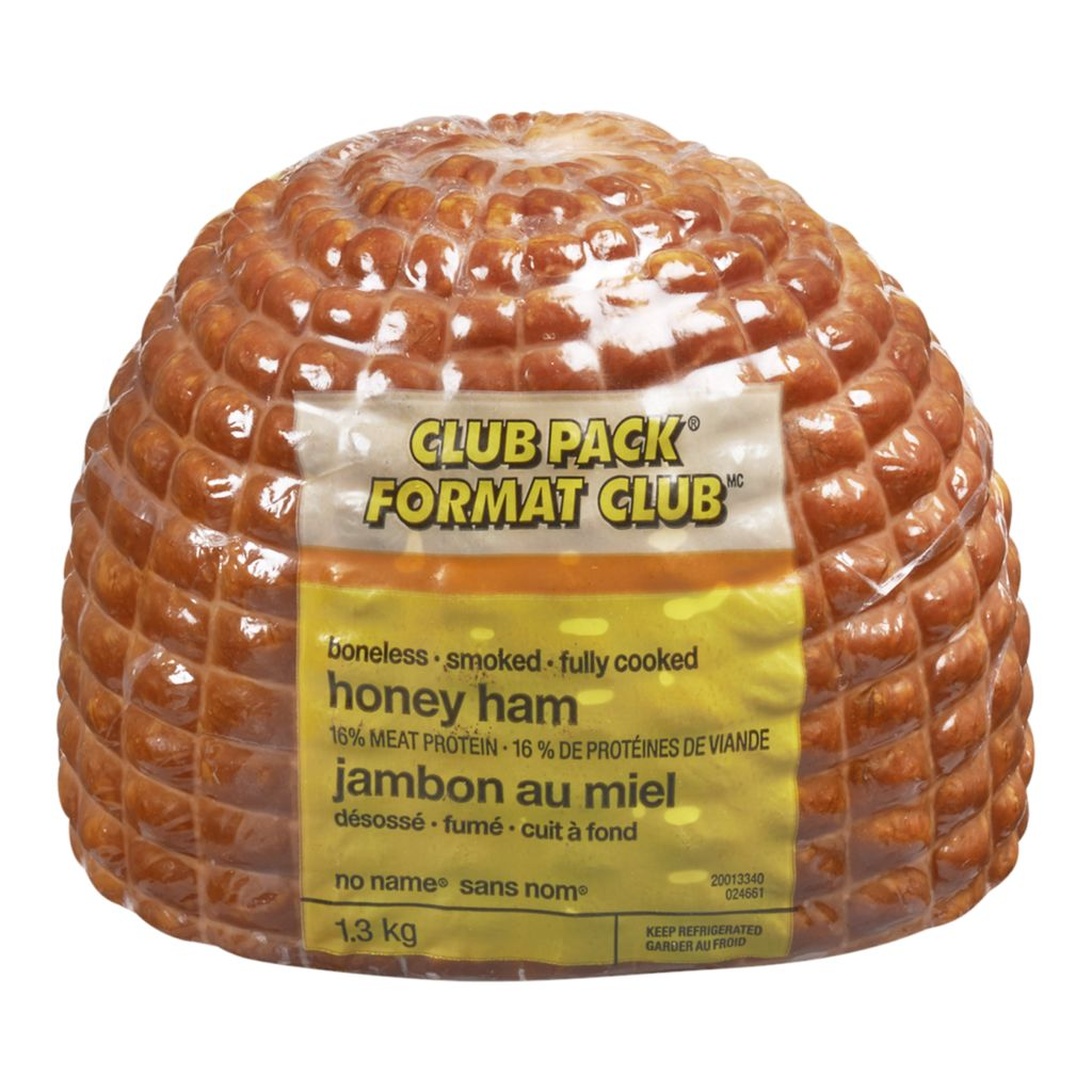 No Name Honey Ham, 1.30 kg