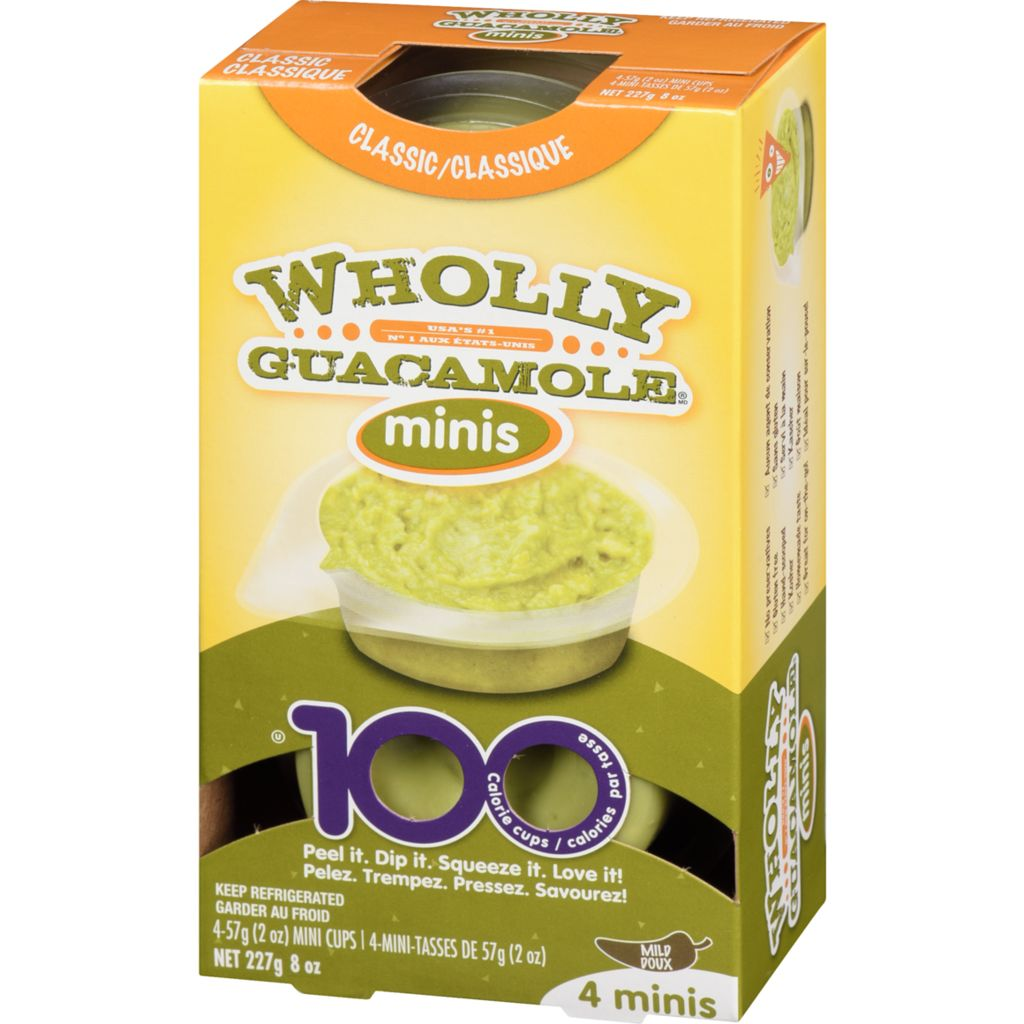 Wholly Guacamole Wholly Guacamole Minis, 227 g