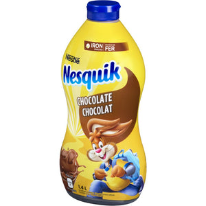 Nestle Chocolate Syrup, Iron Enriched, 1.40 L