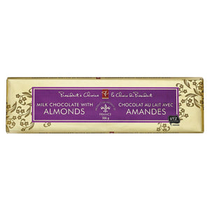President's Choice Milk Chocolate With Almonds, 100 g