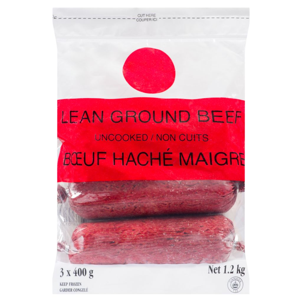 Lean Ground Beef, 1.20 kg