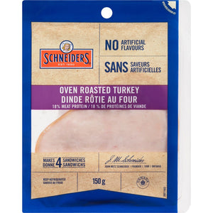Schneider Oven Roasted Turkey, 150 g