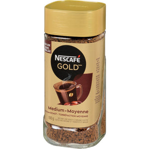 Nescafe GOLD Instant and Roast & Ground Coffee, 100 g