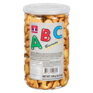Biscuits ABC, 180 g