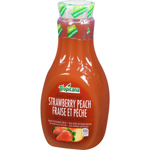 Tropicana Strawberry & Peach, 1.75 L