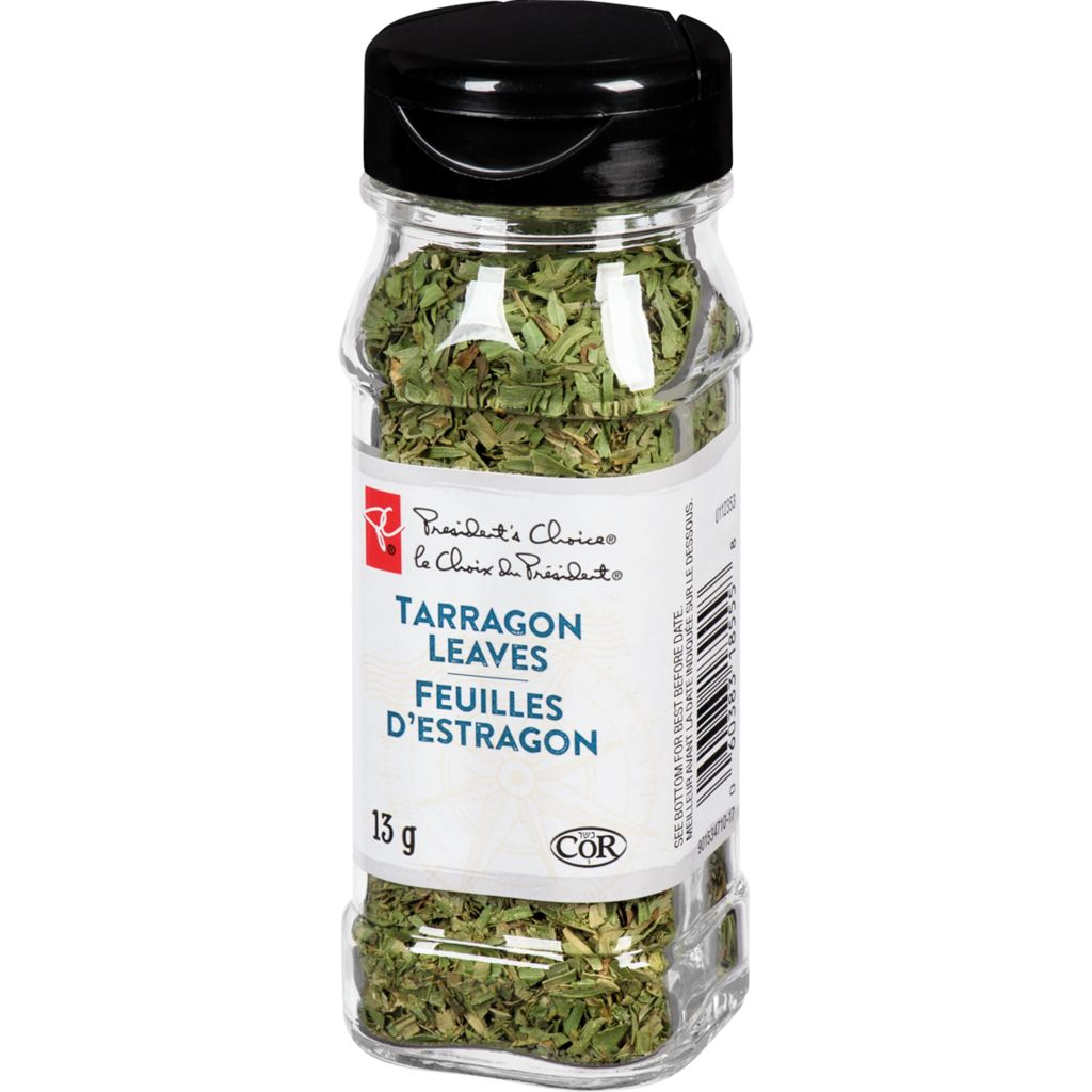 President's Choice Tarragon Leaves, 13 g