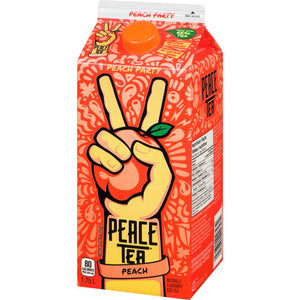 Peace Tea, Peach Party, 1.75 L
