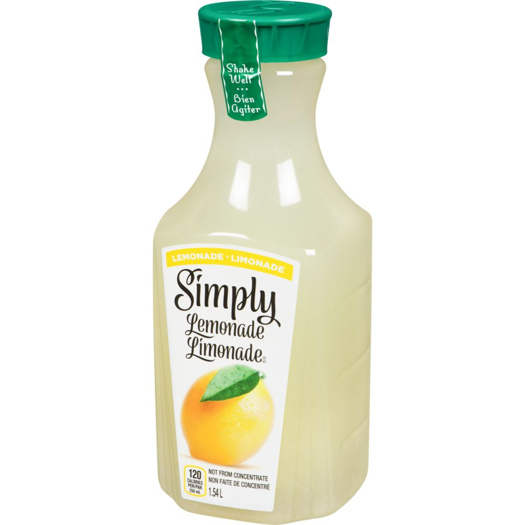 Simply Lemonade, Bottle, 1.54 L
