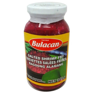 Bulacan Sauteed Shrimp Paste, 340 g