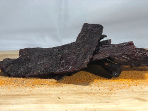 Sweet & Spicy Beef Jerky - Quarter, Half, or Full Pound
