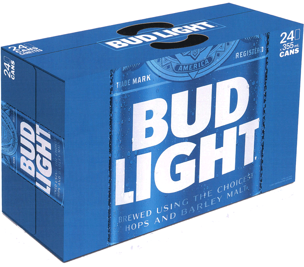 Bud Light Beer, 24 Pack