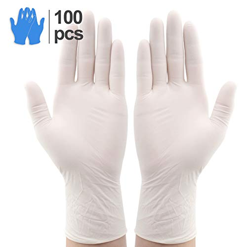 Disposable  Gloves 100 count size M