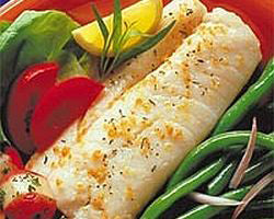 Atlantic Cod Loins 4x113g, Frozen