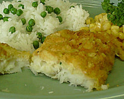 Imperial Cod Portions 2x142g, Frozen