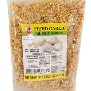 Fried Garlic Cock Brand, 100 g