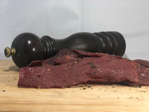 Peppered Beef Jerky - Quarter, Half, or Full Pound