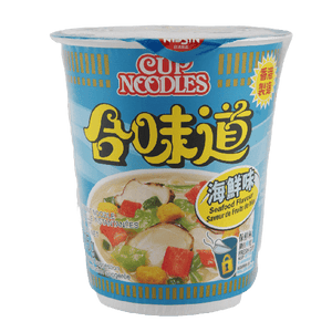 Nissin Cup Ndl-Seafood, 75g