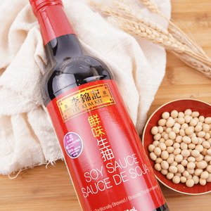 Lee Kum Kee  Premium Soy Sauce, 500ml