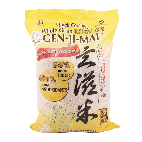 Kingo Gen-Ji-Mai(Brown Rice), 15lb