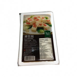 T&T Smooth Tofu, 700g