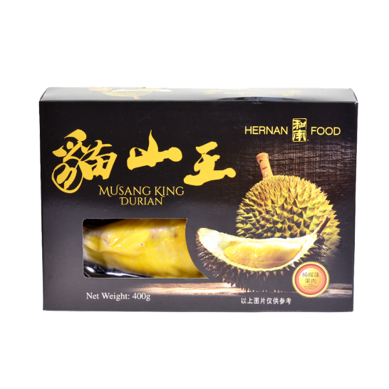 Durian Cottage Musang King Durian, 400g