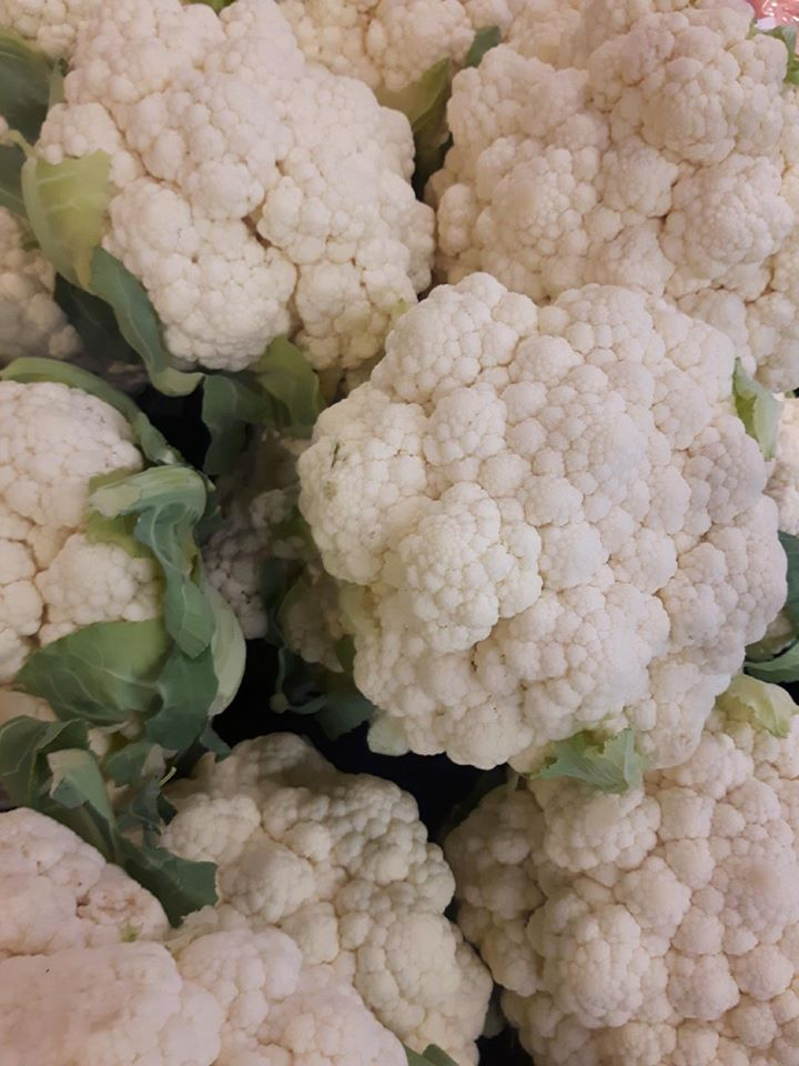 Jumbo Cauliflower each